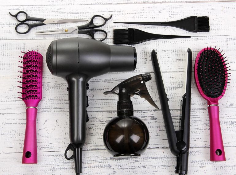 What Destroys your Hair? Styling, Products, Hairdos