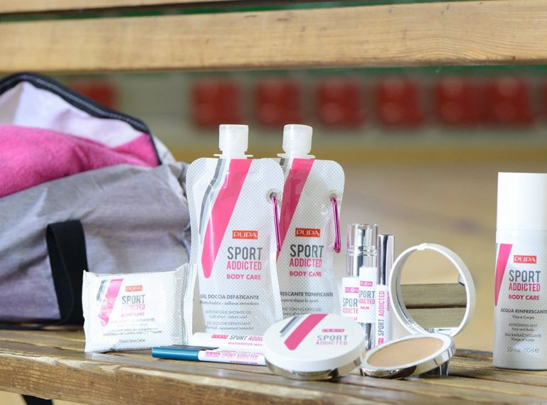 Beauty Products for Sportswomen! Pupa Sport Addicted Make-Up
