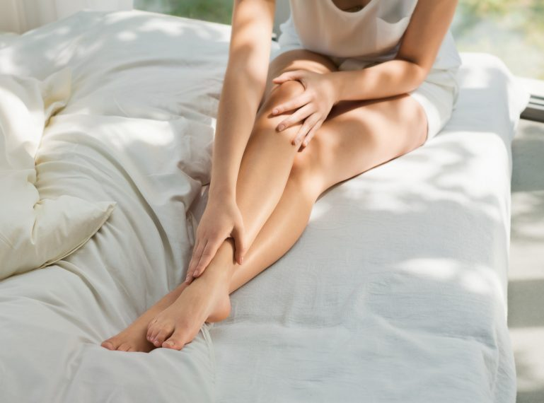 Autumn leg hair removal free from irritations and dry skin? I know how to do it!