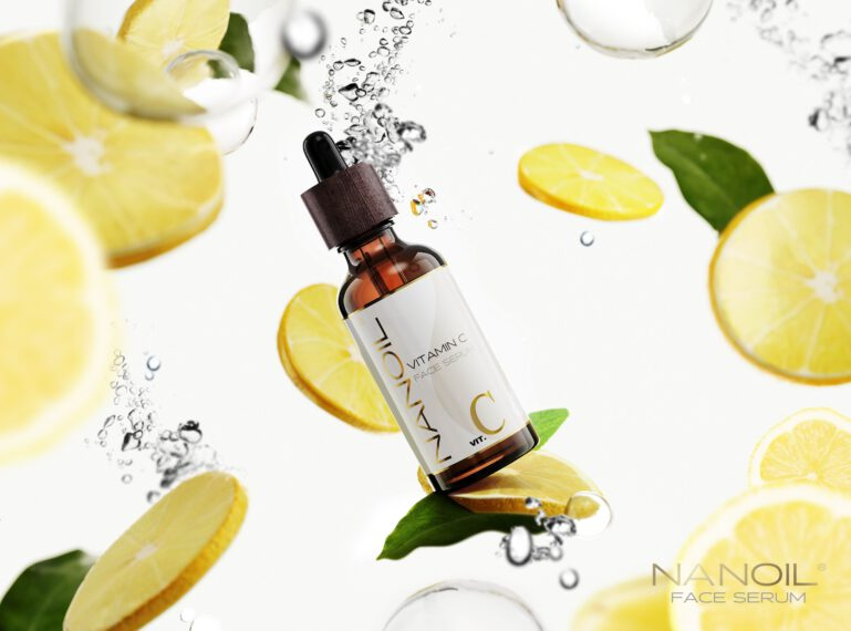 Nanoil face serum. May the vitamin C force be with you!