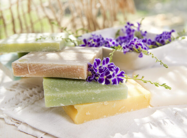 Glycerin soap and its practical use