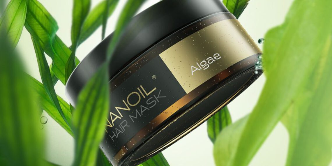 Marine-style hair care? Only with Nanoil Algae Hair Mask