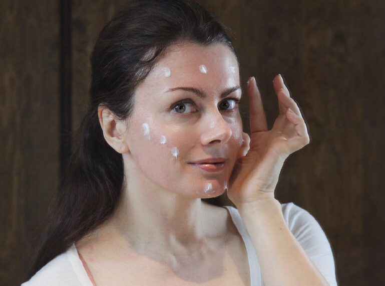 The 13-dot technique: how much skin-care product should you actually use?