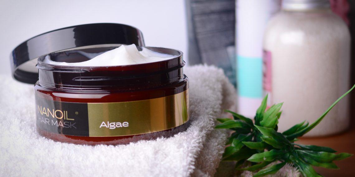 Marine-style hair care? Only with Nanoil Algae Hair Mask